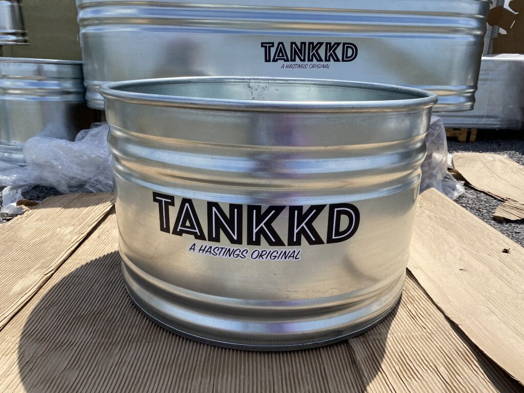 Stocktank rond Tankkd logo stocktank