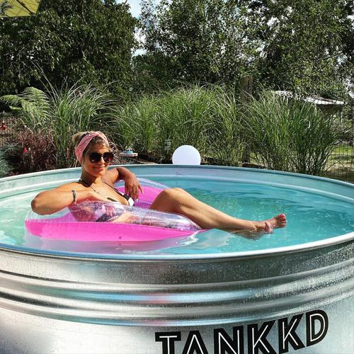 stock tank zwembad nederland voor in de tuin